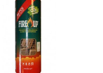 Aanmaakblokjes Fire-up